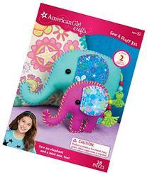 American Girl Crafts Elephants Sew & Stuff Kit