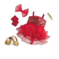 American Girl - Sparkly Jazz Outfit for Dolls - Truly Me