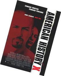 American History X - Movie Poster - 11 x 17