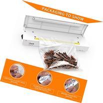 Amytalk Bag Heat Sealer - Family Mini Sealing Machine Food