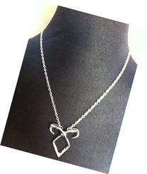 Angelic Power Rune Necklace Inspired by The Mortal