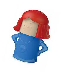 Angry Mama Microwave Cleaner - Blue Base