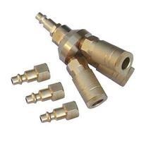 Anytime Tools 3-WAY UNIVERSAL QUICK CONNECT AIR TOOL / HOSE