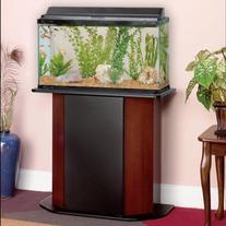 Aqua Culture: Deluxe Aquarium 20/29 Stand, 1 Ct