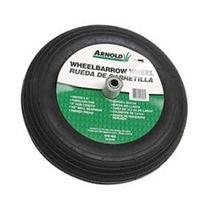 Arnold Corp. 4.00X8 Wheelbarrow Wheel Wb-468 2Pk