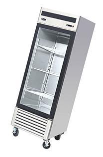 Atosa USA MCF8705 Series 27-Inch Glass Single Door