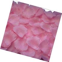 AutoM 1000 PCS Fabric Silk Flower Rose Petals Wedding Party