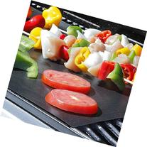 GORILLA GRILL MATS Huge Double Sized 16x26, Twice as Thick,