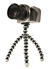 BLISS Octopus Portable Flexible Tripod Stand Holder for