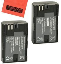 BM Premium 2-Pack of LP-E6, LP-E6N Batteries for Canon C700