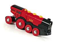 BRIO Mighty Action Locomotive, Red