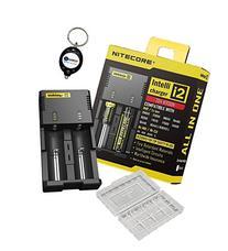 Nitecore NEW i2 2016 Intellicharger Smart Battery Charger