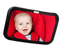 Baby Car Mirror   Extra Large   Best Baby Car Mirror for