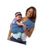 Baby K'tan Original Baby Carrier, Denim – Women 6-8   /