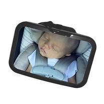 Baby Mirror - Adjustable, Back Seat Safety Mirror, Rear