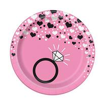 Bachelorette Dessert Plates, 8ct