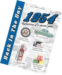 Back in the Day Almanac 1954