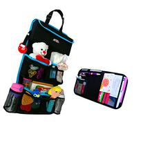 Backseat Car Organizer - Kids Toy Storage - Comes with Visor