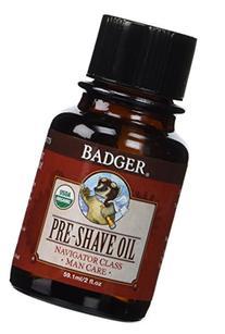 Badger Balm - Pre-Shave Oil - Navigator Class Man Care - 2