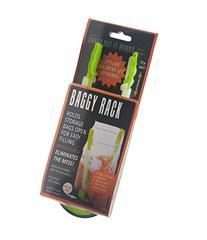 Jokari Baggy Rack Storage Bag Holder, 3 Pack