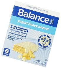 Balance - Nutrition Energy Bar Original Yogurt Honey Peanut