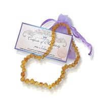 Baltic Amber Necklace for Baby. Teething Pain and Drooling