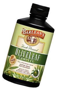 Barlean's - Fresh Pressed Olive Leaf Complex Full Spectrum