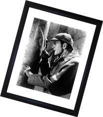 Basil Rathbone Sherlock Holmes Framed Photo