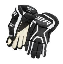 Bauer Junior Supreme 150 Glove, Black/White, 10