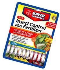 Bayer Crop Science 10Pk 2/1 Plant Spike 701710A House Plant