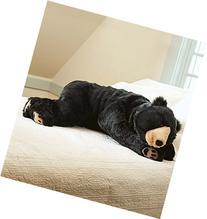 Black Bear Animal Giant Plush Stuffed Body Hug Pillow for