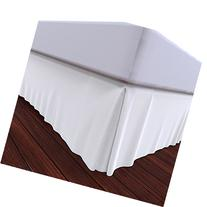 Bed Skirt by Royal - 100% Natural Cotton - Luxurious 4 Side