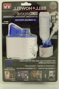 Bell+Howell Ultrasonic Personal Portable Humidifier-Cool