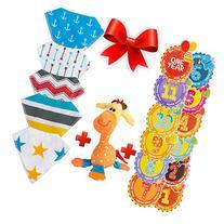 Best Baby Bib Set by NinoStar Complete Pack of 5 Bandana