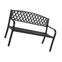 Best Choice Products 50in Steel Outdoor Patio Garden Park
