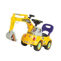 Best Choice Products Excavator Digger Scooter Pulling Cart