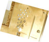 Bestgrew® Water Drop Raindrop Modern Stylish Fashion Art