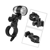 Bicycle Bike Cycling Front Flash 6 LED Head Light Safety