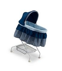 Big Oshi Madison Bassinet, Navy