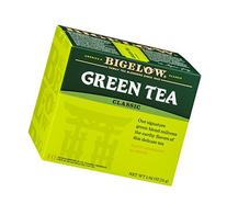 Bigelow Classic Green Tea 1.82 OZ Case of Unopened