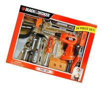 BLACK+DECKER Jr. 24 Piece Tool Set