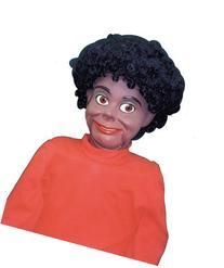 Black Male Vent Figure