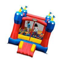 Blast Zone Magic Castle Inflatable Bouncer