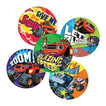 Blaze and the Monster Machines Stickers - Birthday and Theme