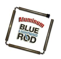 Blue Lightning Aluminum / Zinc Flexible Anode Rod, Hex Plug