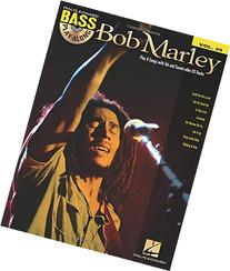 Bob Marley - Bass Play-Along Volume 35