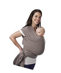 Boba Baby Wrap, Grey