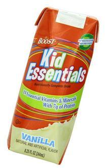 Boost Kids Essentials Nutritionally Complete Drink, Vanilla