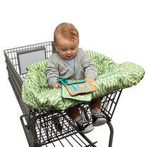 Boppy Shopping Cart Cover, Green