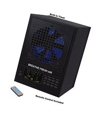 Breathe Fresh 5-in-1 Air Purifier w/ UV, Ozone Power,